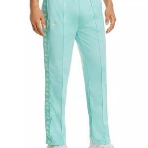 NEW Kappa Mens 222 Banda Rastoriazz Pants Aqua XL